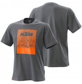 Camiseta KTM Radical Tee Grey 2020