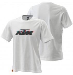 Camiseta KTM Radical Logo Tee White 2020