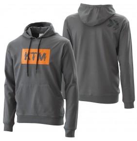 Sudadera Capucha KTM Radical Hoodie Grey 2020