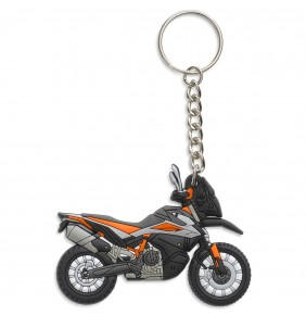 Llavero KTM 790 Adventure R Rubber Keyholder