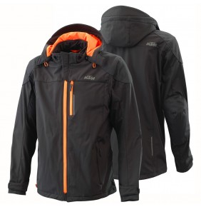 Chaqueta KTM Two 4 Ride Jacket Black / Orange