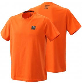Camiseta KTM Pure Racing Tee Orange 2021