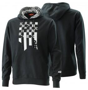 Sudadera Capucha KTM Radical Hoodie Black 2021