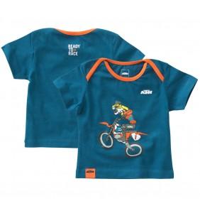 Camiseta Bebé KTM Baby Radical Tee Blue 2021