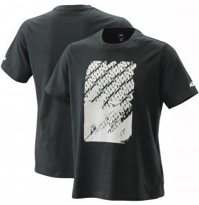 Camiseta KTM Radical Logo Tee Black 2021