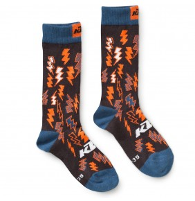 Calcetines Niño KTM Kids Radical Blue Socks