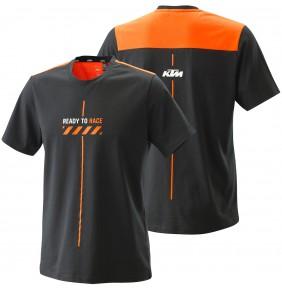 Camiseta KTM Pure Style Tee Black 2021