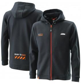 Sudadera KTM Pure Style Zip Hoodie 2021