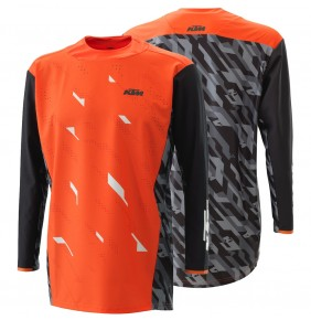 Camiseta KTM Racetech Shirt Orange 2021