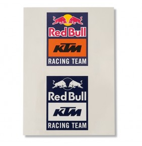 Adhesivos Red Bull KTM Racing Team Sticker Set