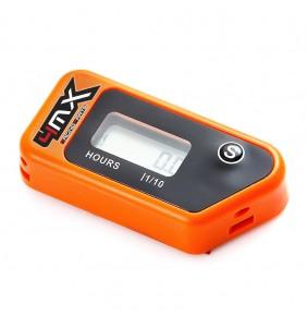 Cuenta Horas Inalámbrico 4MX Orange