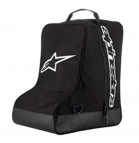 Bolsa Botas Alpinestars Boot Bag Black / White