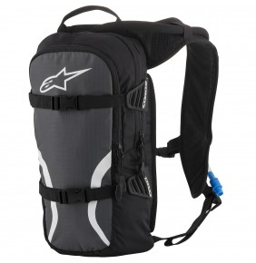 Camelback Alpinestars Iguana Hydration Back Pack Black / Anthracite / White
