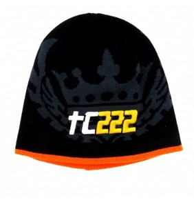 Gorro Tony Cairoli TC 222 Black Orange
