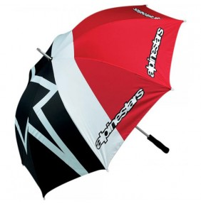 Paraguas Alpinestars Black Red