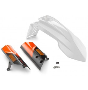 Kit Guardabarros Delantero KTM 790 Adventure / R Blanco