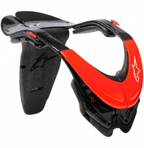 Collarín Alpinestars Bionic Neck Support Carbon