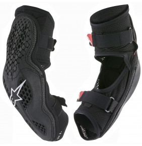 Coderas Alpinestars Sequence Elbow Protector Black / Red