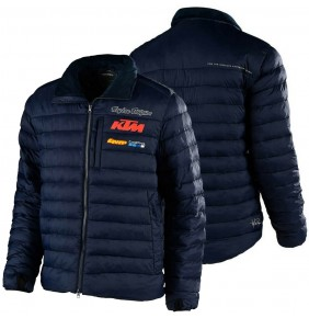 Chaqueta KTM Troy Lee Designs Team Dawn Jacket Navy