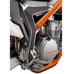 Adhesivos Protectores de Chasis KTM FREERIDE