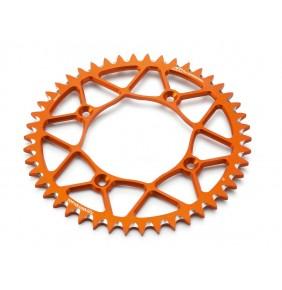 Corona Trasera Naranja KTM FREERIDE