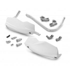 Paramanos en Aluminio KTM Blancos