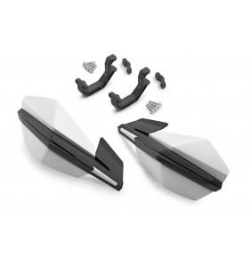 Paramanos KTM MX Blancos - Fijación al Manillar