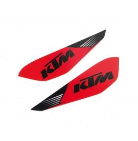 Juego de Adhesivos KTM para Cubremanetas
