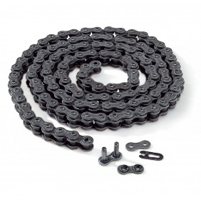 Cadena de Retenes KTM X-Ring Negra (5/8 x 1/4)