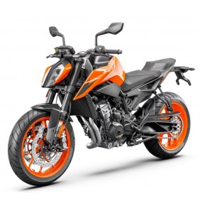 KTM 790 Duke Orange 2020
