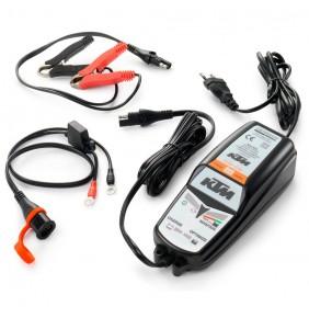 Cargador de Baterías KTM con Tester