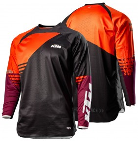 Camiseta KTM Gravity FX Black 2020