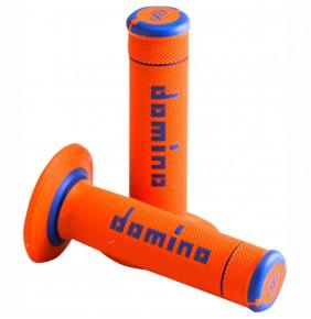 Juego de Puños Domino Doble Compuesto Xtreme Naranja / Azul