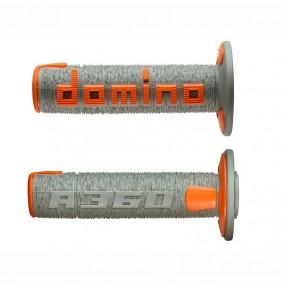 Juego de Puños Domino A360 Gris / Naranja