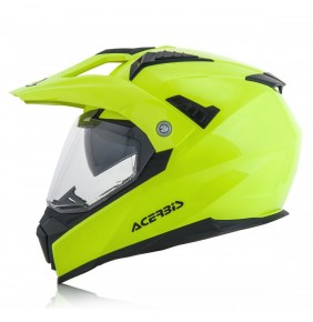 Casco Acerbis Flip FS-606 Fluo Yellow