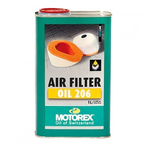 Aceite Motorex Air Filter Oil 206