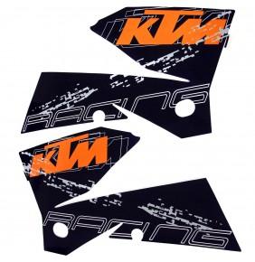 Adhesivos Tapas Depósito KTM SMR