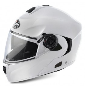 Casco Airoh Rides Color White Gloss 2017