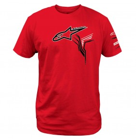 Camiseta Alpinestars Gp Plus Classic Red