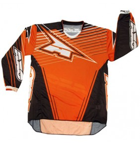 Camiseta Axo Rail Orange