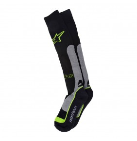 Calcetines Alpinestars Pro Coolmax Black Gray Green