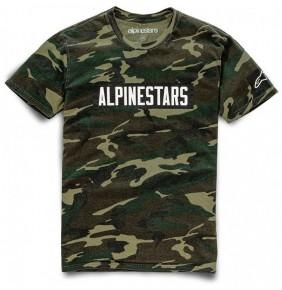 Camiseta Alpinestars Adventure Premium Tee Camo