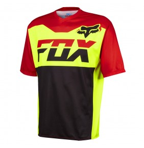 Camiseta FOX Covert Fluo Yellow