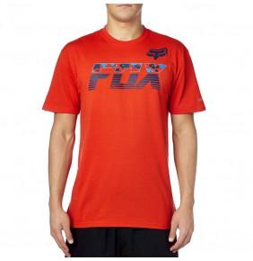 Camiseta Fox Mako Tech Flame Red
