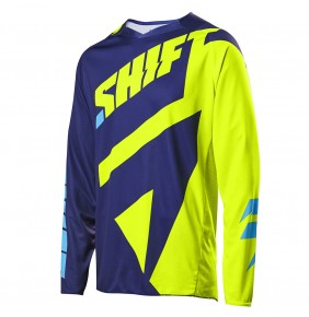 Camiseta Shift 3LACK Mainline Fluo Yellow