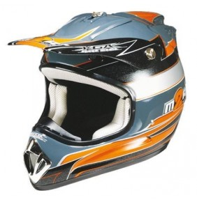 Casco M2R Revelation X2 Black Orange