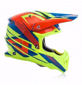 Casco Acerbis Impact 3.0 Orange / Fluo Yellow 2017
