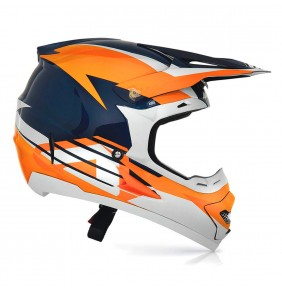 Casco Acerbis Profile Orange