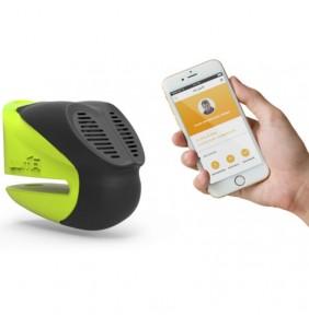 Candado Antirrobo con Alarma y Localización GPS Bluetooth LUMA NETLOCK 905 Disc Lock