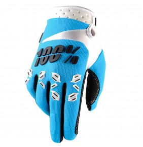 Guantes 100% Airmatic Blue